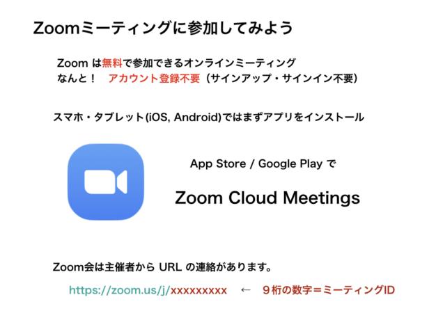 zoom サイン イン サイン アップ